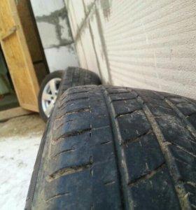 Комплект колес 185/60 R15 лето