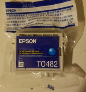 Картридж для принтера EPSON