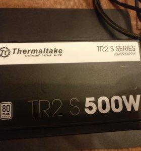 Блок питания thermaltake tr2 s500w