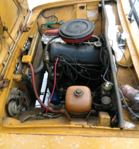ВАЗ (Lada) 2101, 1976