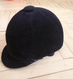 Жокейский шлем