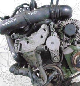 Двигатель для Volkswagen Touran 1.9 модель BXE