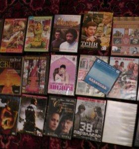 DVD-Диски 25 шт