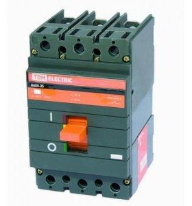 Выкл автоматич 3-пол. 160A 35кА ВА88-35
