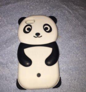 Чехол панда iphone 6
