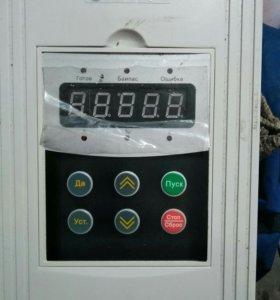 Плавный пуск 75 КВт.