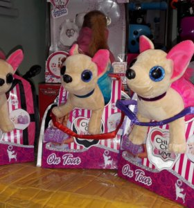 Собачки chi chi love с сумкой