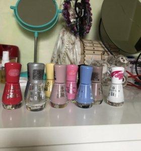 "Лаки essence ""The gel nail polish"""
