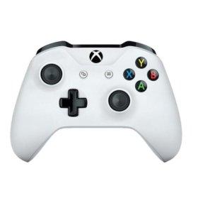 Продам новый джойстик Xbox One белый