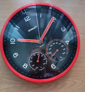 Настенные часы Scarlett