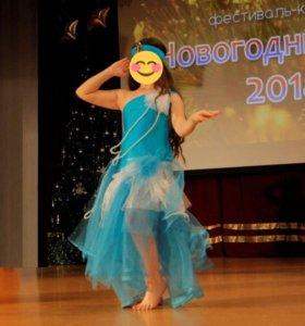 Восточный костюм для девочек Или выпускное платье