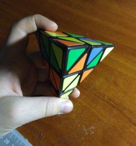Треугольный кубик рубика