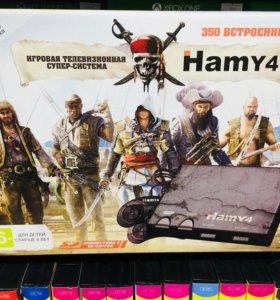 Приставка Hamy4 Dendy Sega Mega Drive