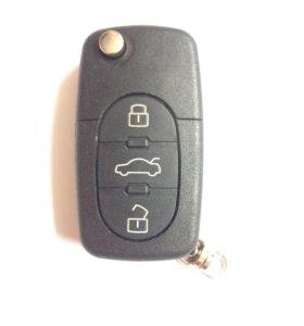 Выкидной ключ Audi