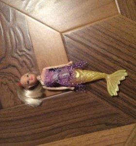 Игрушка кукла русалка