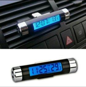 Часы в авто
