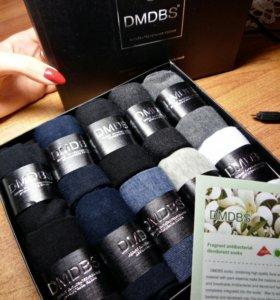 Мужские дезодорированные носки