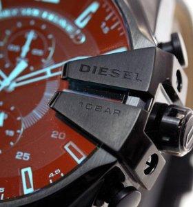 Элитные наручные мужские часы Diesel 10 bar brave