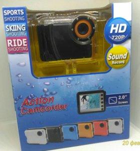 Новая Экшн камера, action camera