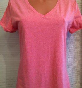 Новые женские футболки разных цветов и размеров