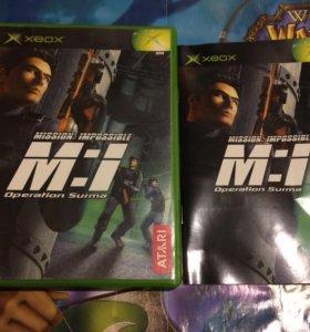 "Xbox Original ""Mission Imposable :Operasion Surma"