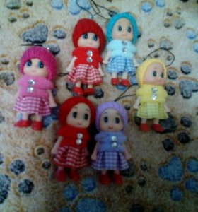 Куколки
