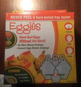 Формочки для варки яиц Eggies