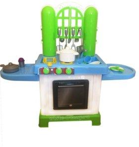 """Детская игрушечная кухня """"Natali"""" от Полесье"""