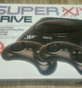 Sega mega drive XlV