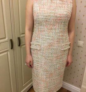 Платье из твида/букле Alessandro Manzoni