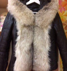 Куртка-жилет 2 в 1