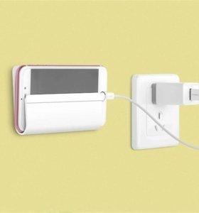Новый держатель для телефона во время зарядки