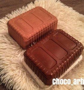 Шоколад слитки 1кг милка, рафаэлло, пикник
