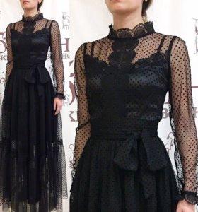 Дизайнерское стильное платье !!!!