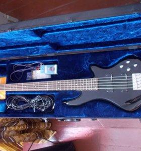 бас гитара schecter Diamond series