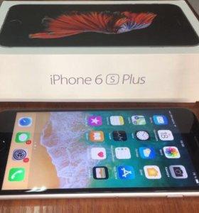 iPhone 6s+ (16) grey