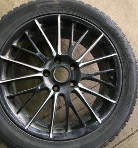 Диски для Opel Astra j Dotz