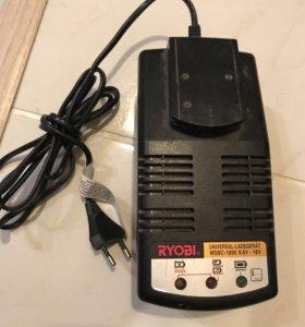 Шуруповерт зарядное устройство RYOBI