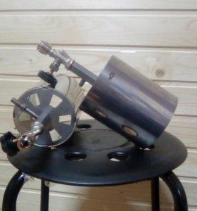 Горелка ЖУК 150 на отработанном масле для печей