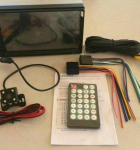 Сенсорный экран/видео плеер/магнитола с доставкой