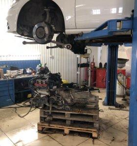 Ремонт двигателей,ремонт кпп.
