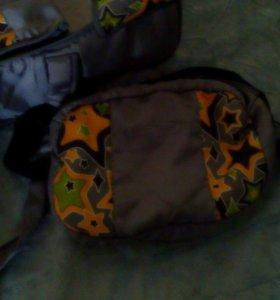 Переноска+сумка для мамы