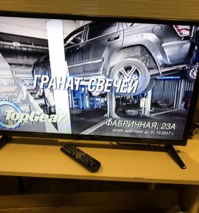Телевизор 32, с цифровыми каналами