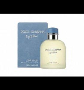 "ПАРФЮМ ДухиDolce&Gabbana ""Light Blue Pour Homme"""
