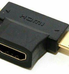 Адаптер Smartbay HDMI F-miniHDMI, M-microHDMI M