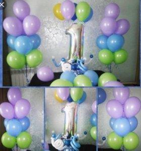 Дёшево!!! Воздушные шары