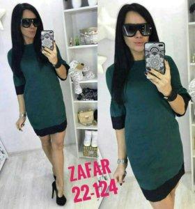 Новое платье размеры от 42 до 48