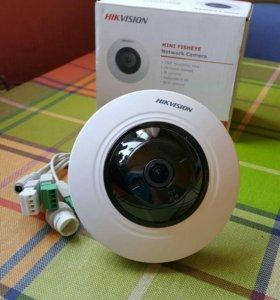 IP камера видео наблюдения