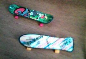 Мини скейты