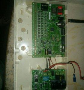 Охранно-пожарная панель GSM 5-2(отдам за 2к,)срочн